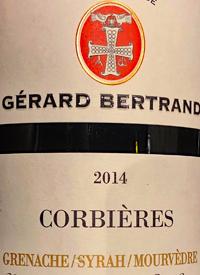 Gérard Bertrand Terroir Corbières Grenache Syrah Mourvèdre