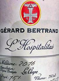 Gérard Bertrand Château L'Hospitalet La Clape Grand Vin Rougetext