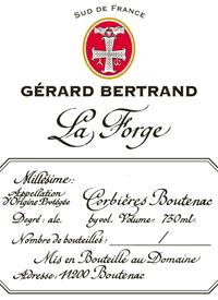 Gérard Bertrand La Forgetext