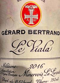 Gérard Bertrand Le Vialatext