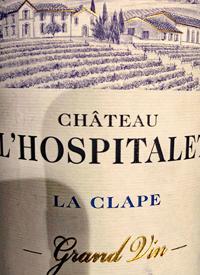 Gérard Bertrand Château L'Hospitalet La Clape Grand Vin Blanctext