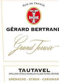 Gérard Bertrand Grand Terroir Tautaveltext