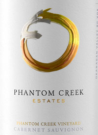 Phantom Creek Estates Phantom Creek Vineyard Cabernet Sauvignon