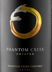 Phantom Creek Estates Phantom Creek Vineyard Cuvéetext
