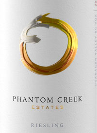 Phantom Creek Estates Rieslingtext