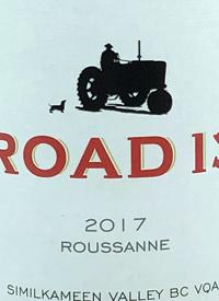 Road 13 Roussannetext