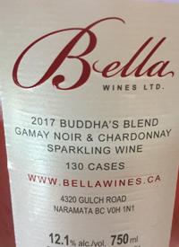 Bella Wines Buddha's Blend Rosétext