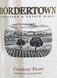 Bordertown Cabernet Franctext