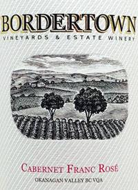 Bordertown Cabernet Franc Rosétext