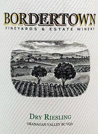 Bordertown Dry Rieslingtext