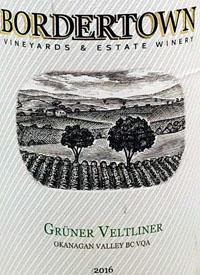 Bordertown Gruner Veltlinertext