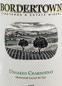 Bordertown Unoaked Chardonnay