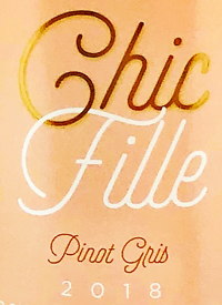 Chic Fille Pinot Gristext