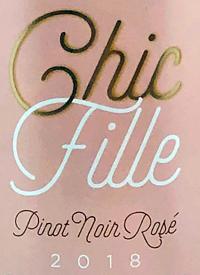 Chic Fille Pinot Noir Rosétext