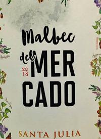 Santa Julia Malbec del Mercadotext
