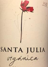 Santa Julia Vin Biologique Malbec Organic Winetext