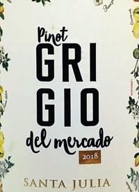 Santa Julia Pinot Grigio del Mercadotext