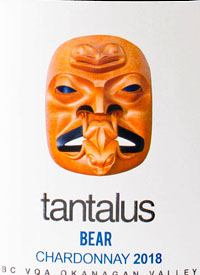 Tantalus Bear Chardonnaytext