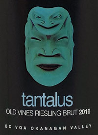Tantalus Old Vines Riesling Bruttext