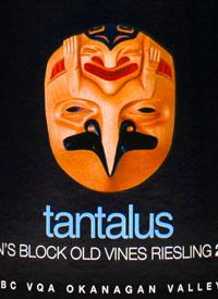 Tantalus Den's Block Old Vines Rieslingtext