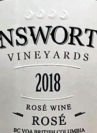 Unsworth Vineyards Rosé