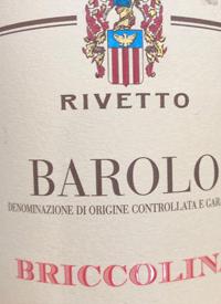 Rivetto Barolo Briccolinatext