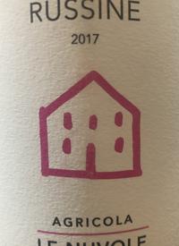Agricola Le Nuvole Russìnë Vino Rosatotext