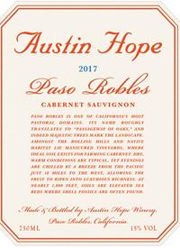 Austin Hope Cabernet Sauvignontext