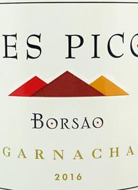 Borsao Tres Picos Garnachatext