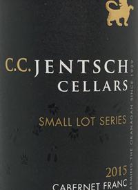 C.C. Jentsch Small Lot Series Cabernet Franctext
