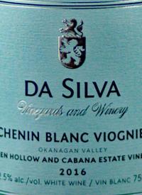 Da Silva Chenin Blanc Viogniertext