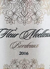 Fleur Moelleux Bordeaux Blanctext
