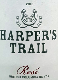 Harper's Trail Rosé