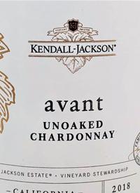 Kendall-Jackson Avant Chardonnaytext