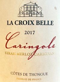 La Croix Belle Caringoletext