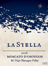 LaStella Moscato D'Osoyoostext