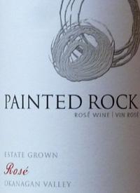Painted Rock Rosétext