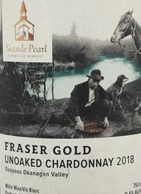 Seaside Pearl Fraser Gold Unoaked Chardonnaytext