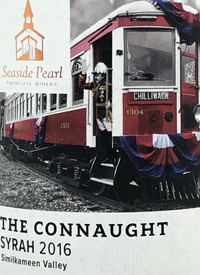 Seaside Pearl The Connaught Syrahtext