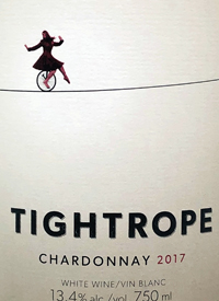 Tightrope Winery Chardonnaytext