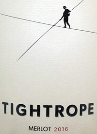 Tightrope Winery Merlottext