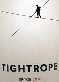 Tightrope Winery Tip Toetext
