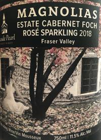 Seaside Pearl Magnolias Estates Cabernet Foch Rosé Sparklingtext