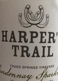 Harper's Trail Sparkling Chardonnaytext