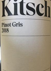 Kitsch Pinot Gristext
