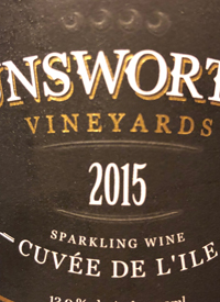 Unsworth Vineyards Cuvée De L'ile Méthode Traditionelle