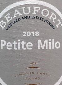 Beaufort Petite Milotext