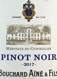 Bouchard Aîné & Fils Bourgogne Pinot Noirtext