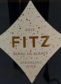 Fitz Blanc de Blancs Sparkling Winetext
