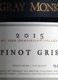 Gray Monk Pinot Gristext
